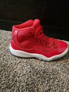 807b4de48a1e9c Boys Nike and Jordan shoes