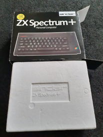 Sinclair ZX Spectrum+ Personal Computer-Boxed