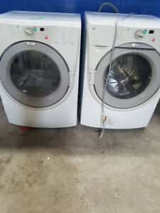 Front Load Washer Gas or Propane Dryer, Huge Water / Gas Savers