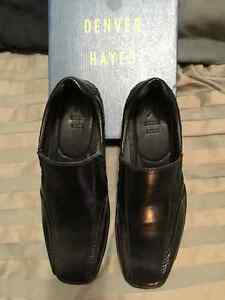 DENVER HAYES LEATHER SHOES