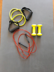Equipment for Gym (Equipment pour fitness)