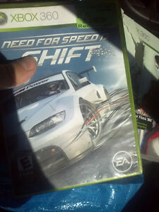 Need For Speed Shift XBOX 360 Game