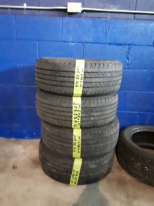 4-season Michelin tires