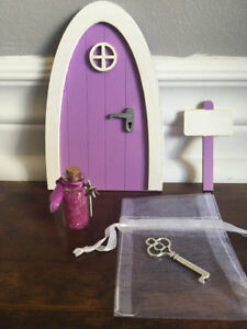 Personalized Fairy Doors - Makes a great stocking stuffer!