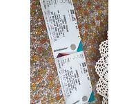 Jimmy Carr tickets x2 Swansea 03.09.16