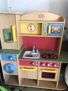 Wooden Play Kitchen Kijiji In Ontario Buy Sell Save With