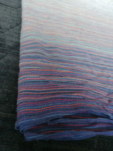 West of the 4th weaving Beleza wrap