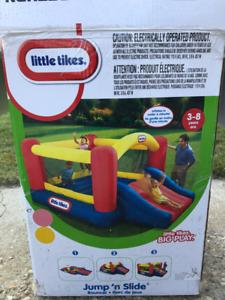 Little Tikes Jump n Slide