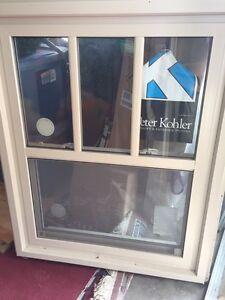2 brand new Peter kohler windows