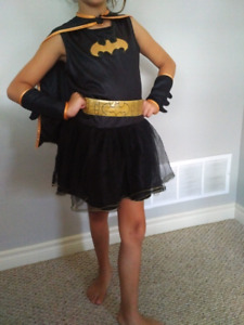 Disney Marvel Bat Girl Halloween Costume superheroes