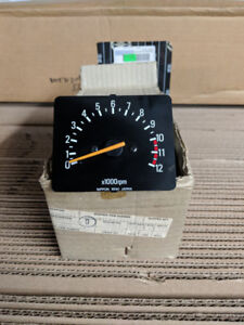 Yamaha 1982 XS400 Tachometer Mint Condition