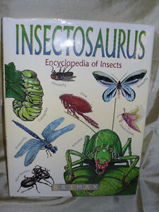 """Hard Cover """"INSECTOSAURUS"""" Book"""