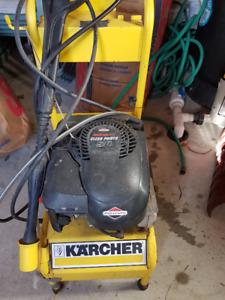 KARCHER Commercial Pressure Washer