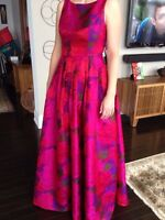Beautiful, unworn, Adrianna Pappel Long Ball Gown