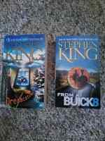 Dreamcatcher and From a Buick 8 Stephen King