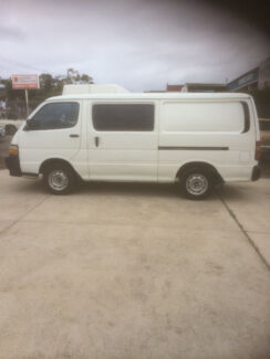 TOYOTA 1995 HIACE VAN Sunshine Brimbank Area Preview