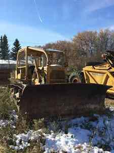 1964 Caterpillar D6C Dozer for Tender
