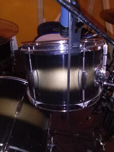 Drum batterie Pork Pie Hip Pig bass drum 20 pouces