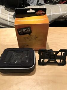 GPS / Phone Holder and Case for Bike