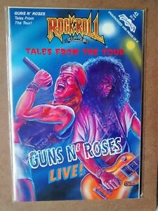 Guns n Roses Comic Book