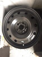 Steel wheels for bmw 5x120mm