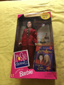 Rosie O'Donnell Friend of Barbie 1999 new in package