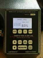FOR SALE: MODEL 919 AUTOMATIC MOISTURE METER