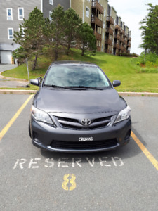 2011 Toyota Corolla with low mileage