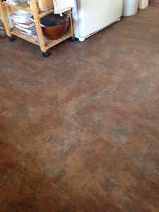 Armstrong Vinyl Flooring for small space