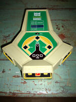 Coleco Head to Head Electronic Baseball! Tested & Working!