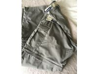 Peter storm walking trousers/shorts