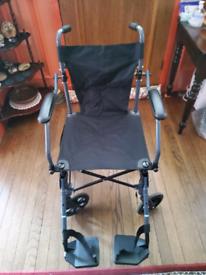 Travel Wheelchair in a Bag.