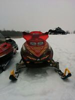 Looking for 01-02 mxz 800 if you currently own sled call me