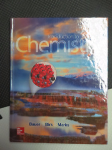 Introduction to Chemistry 4th edition by Bauer
