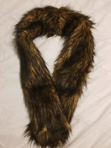 fur scarf  f1507f40ee7e6