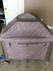Play Pen with Tent Cover