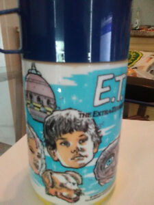 Collectable ET Thermos vintage $20