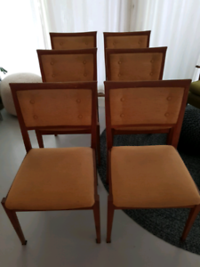 Mid Century Parker Dining Chairs