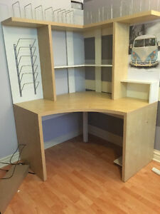 Big Corner Office desk - 90$