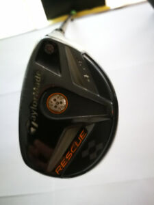Hybrides golf Taylor Made & Adams