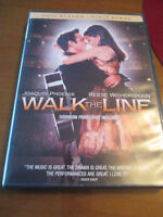 DVD, Movie - Walk the Line, Johnny Cash Story