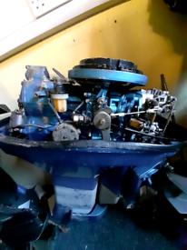 Suzuki 50hp spares or repairs.