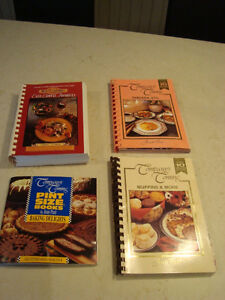 Set of 4 Recipe Books - Great shape  $4.00 for all 4 Kitchener / Waterloo Kitchener Area image 1