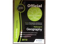 National 5 Geography Model Practice Papers