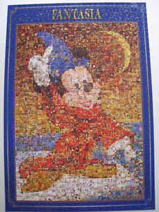 Tenyo Mosaic Disney Fantasia 1k Pieces D-1000-177 Jigsaw Puzzle