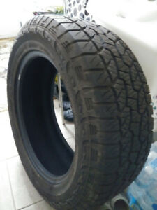 Original F150 tires Hankook Dynapro ATM 275/55 R20