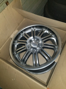 "FAST WHEELS 18"" 5X120 (ONLY HAVE 2)"