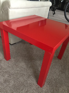 3 Tables from IKEA see description