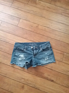 American Eagle jean shorts!
