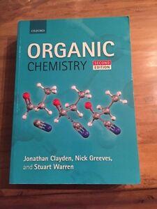 Organic Chemistry Textbook Windsor Region Ontario image 1